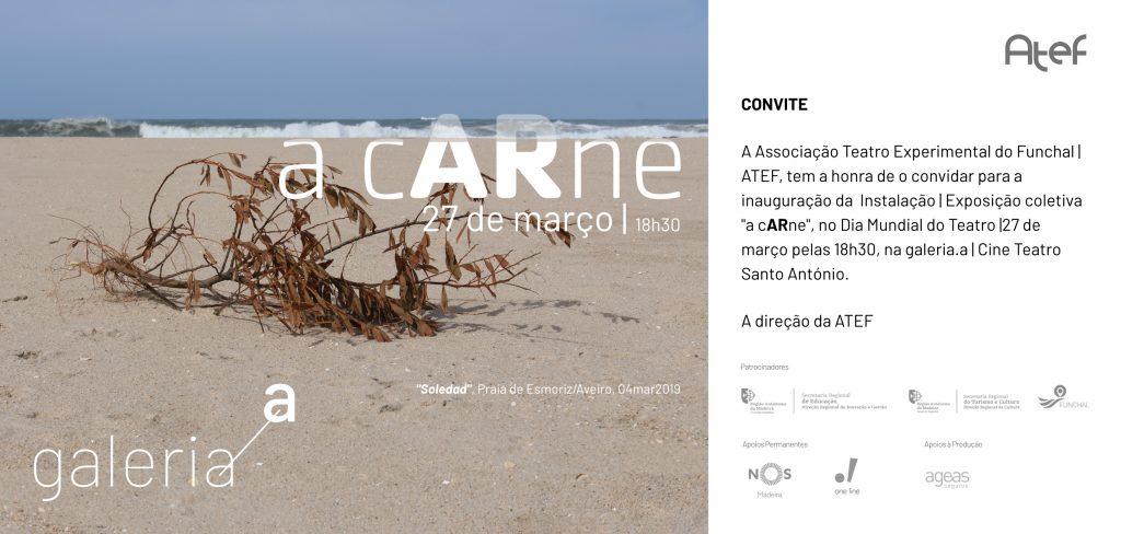 901 galeria a a cARne convite