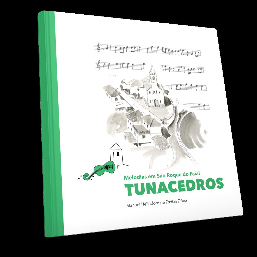 Livro Tunacedros São Roque do Faial