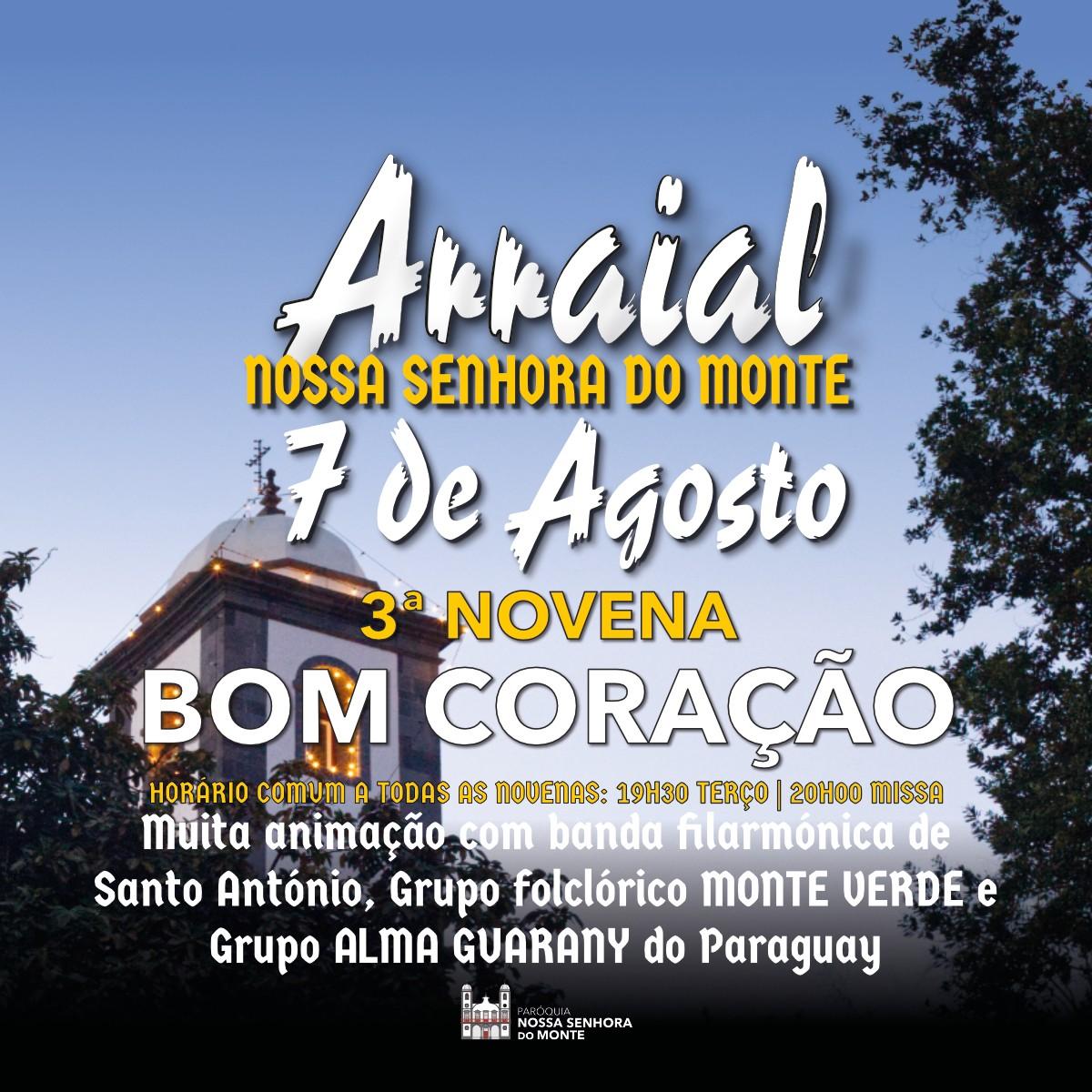 927 Novena - Arraial Nossa Senhora do Monte Monte