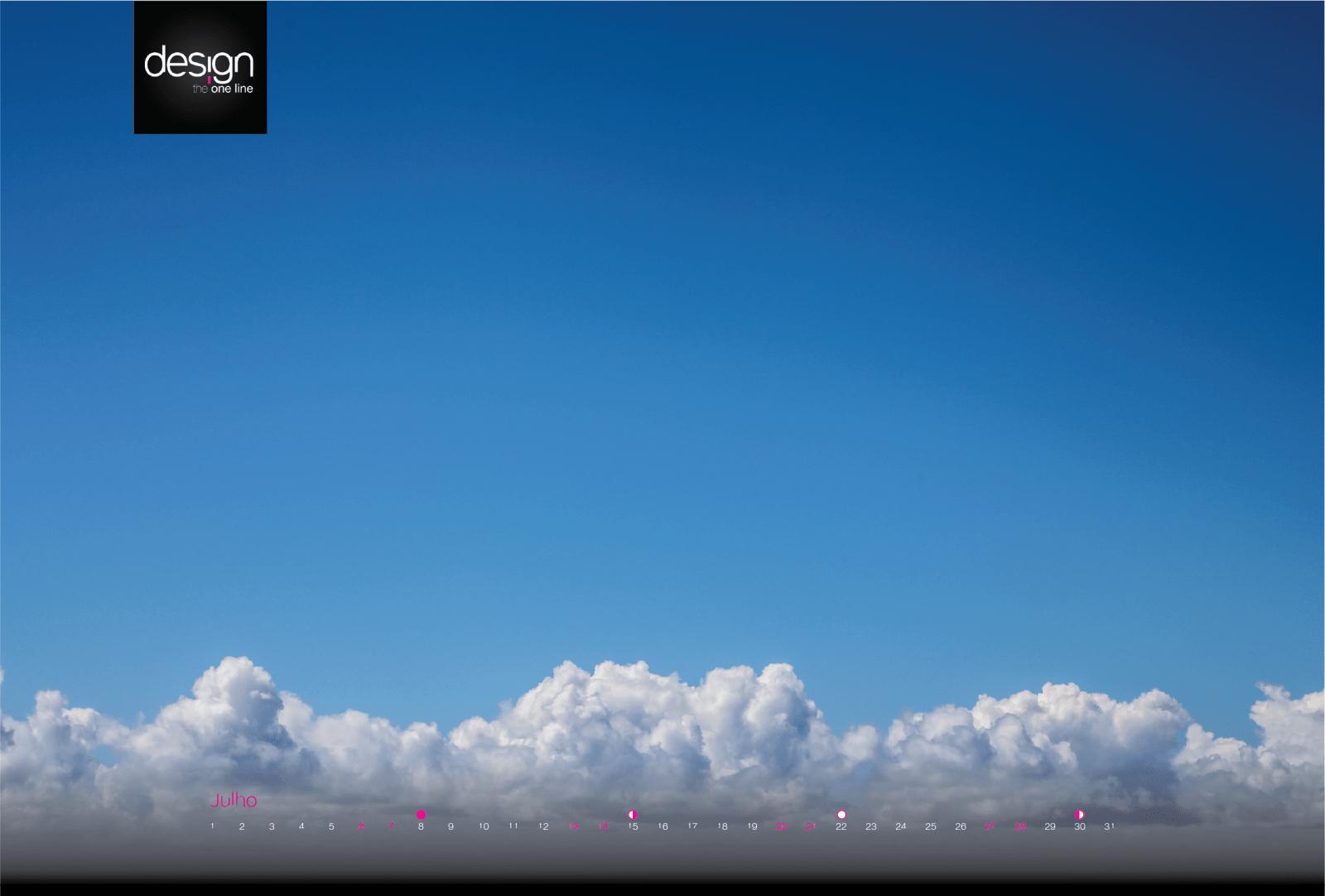 céu - nuvens - madeira